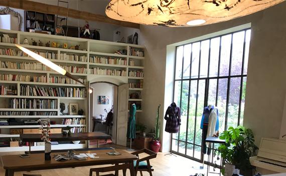 Showroom Maison Saman