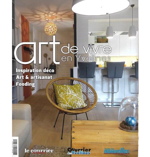 Art de vivre en Yvelines 2019 meubles sur mesure