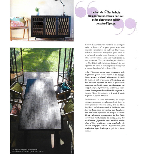 Art de vivre en Yvelines 2019 meubles sur mesure page 2