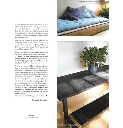 Art de vivre en Yvelines 2019 meubles sur mesure page 3