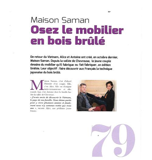Art de vivre en Yvelines 2019 meubles sur mesure page 1