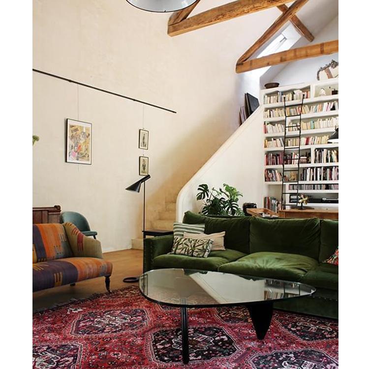Maison Saman Interview Creation de meubles sur mesure