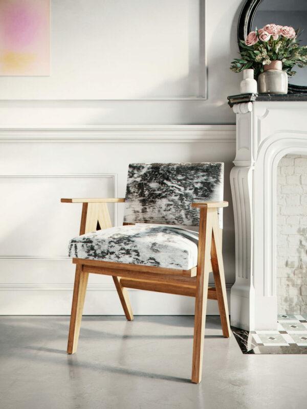fauteuil-mizumi-table-vintage-bois-massif-design-1950-pieds-compas-accoudoirs-bois-clair