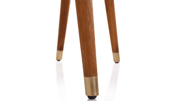 Banc-bois-clair-pieds-biseautés-bords-arrondis-vintage-décoration-entrée-laiton.JPG